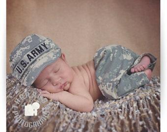 Army Baby Military SET - ACU, Multicam, OCP
