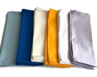 Cloth Dinner Napkins, Dinner Napkins Cloth, Cloth Napkins, Dinner Napkins, Fabric Napkins, Reusable Napkins, Everyday Napkins,Set of Napkins