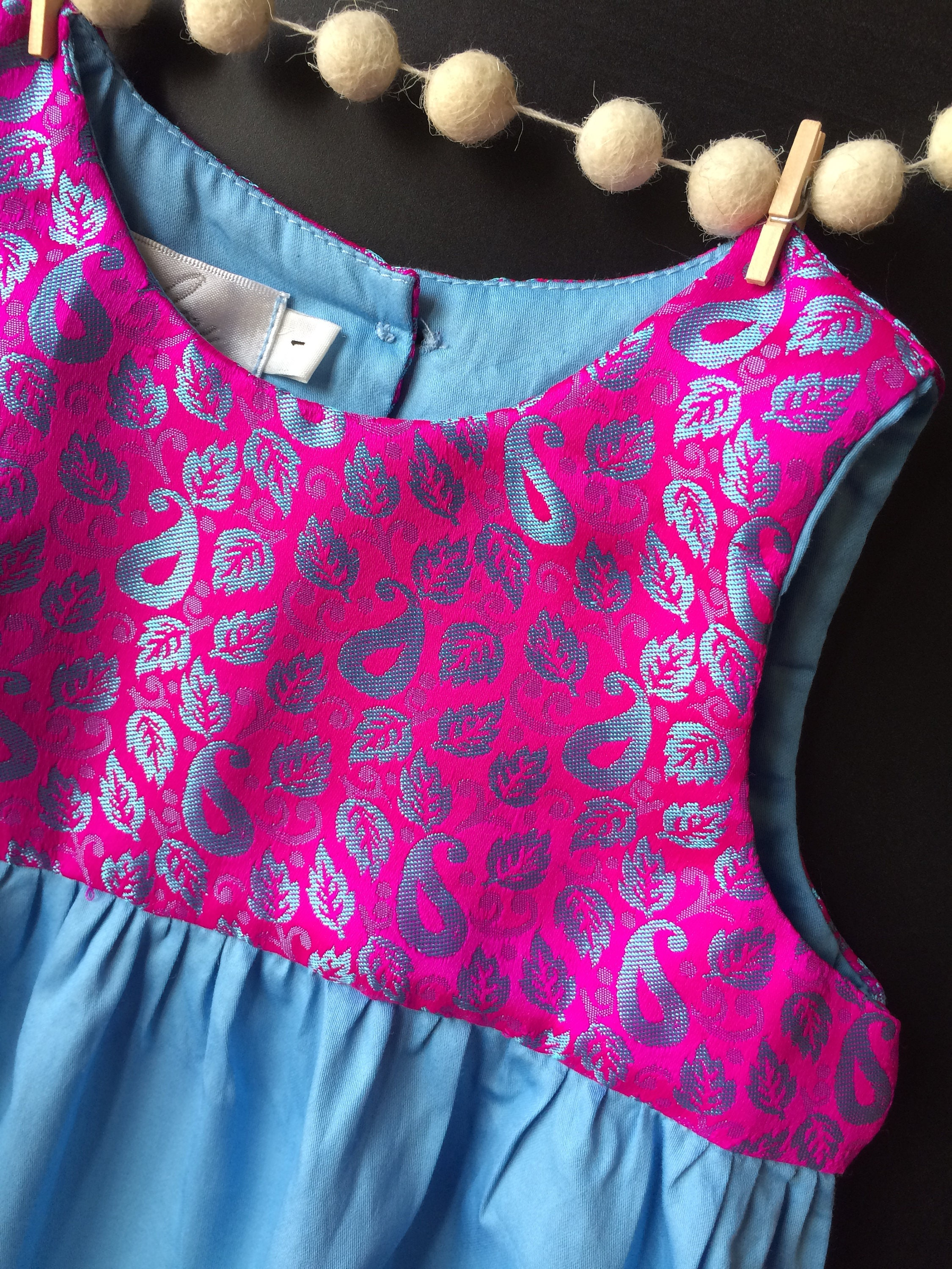 Baby girl clothes baby shower t party dress indian