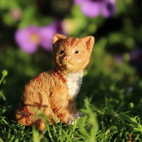 """Buttercup the Kitten (Cat) (1"""" Tall)"""