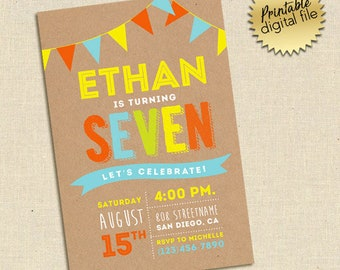 Birthday Invitation