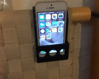 iPhone Bed Caddy. For Iphone 5, 6, 7, 8, X! Android Available, Custom sizes Also!