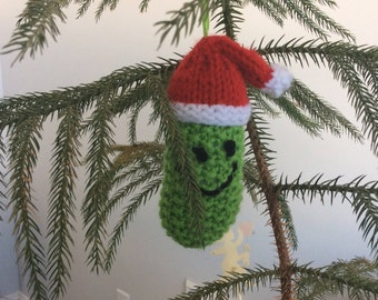 Jolly Christmas Pickle