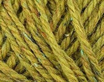 Hikoo Kenzie Tweed Yarn - Kiwi Green