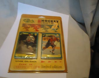 Vintage 1991 Hockey Draft Picks Limited Edition In Sealed Package, collectable