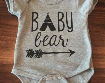 Baby Bear FM 82 Onesie