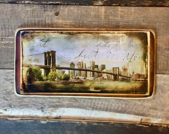 Brooklyn Bridge - 10x20 inches