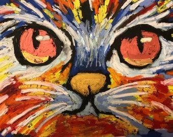Copper Kitty