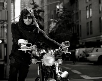 Norman Reedus 8x10 photo The Walking Dead #03
