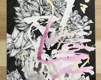 Dreaming of Color - Original Art