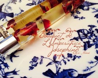 Empress Josephine Rose Oil Perfume - Bouquet de l'Imperatrice Josephine Historical Rose Perfume