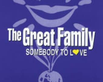 The Great Family----Somebody To Love--(Made in italy)