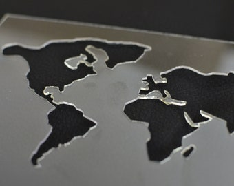 World map stencil etsy world map stencil for gumiabroncs Choice Image
