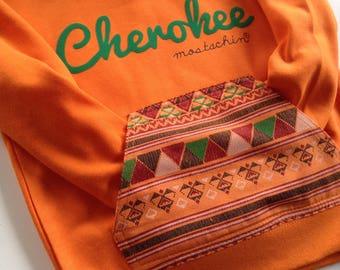 Sudadera Cherokee