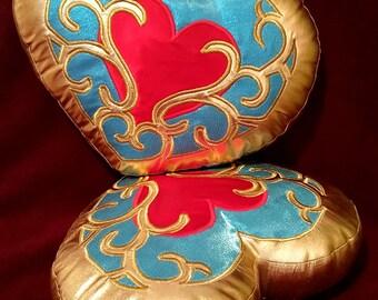 Hyrule Warriors Heart plush pillow