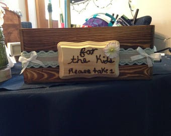 Personalized gift boxes for weddings, birthdays or any occasion