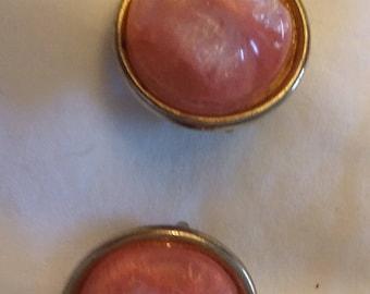 Vintage Signed Lisner Earrings
