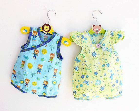 TEDDY\'s Baby Romper pattern Pdf sewing , Woven Bubble Romper pattern ...