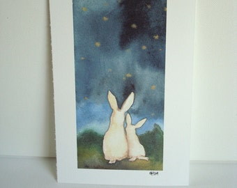 Star Gazing -  Fine Art Print