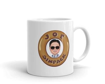 Four Marks Coffee Mug