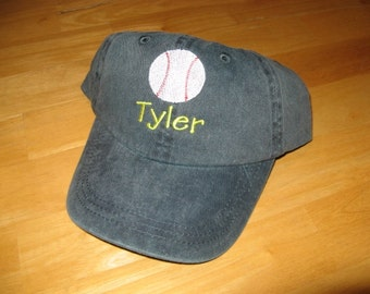 Toddler Youth Kids Baseball Caps Custom Design Football Basketball Soccer Baseball Golf Personalized  Gift