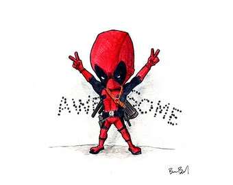 Deadpool is Awesome. Nothing else matters.