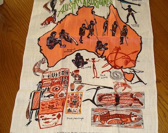 tea towel Australia