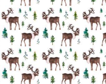 Lovey Moose in the Wild. Lovey. Woodland Lovey. Moose Lovey. Mini Baby Blanket. Security Blanket. Lovie. Minky Lovey.