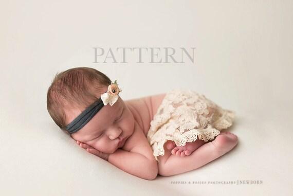 Skirt romper pattern newborn romper sewing pattern joon skirt romper newborn photography prop pattern from propsbyposies on etsy studio