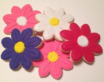Daisy Sugar Cookies