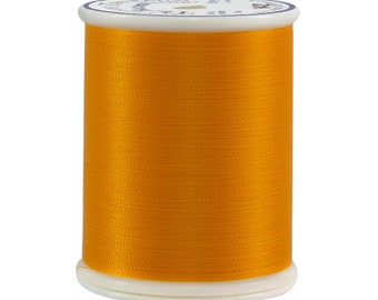 642 Amber - Bottom Line 1,420 yd spool by Superior Threads