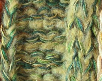 Chunky knit blanket scarf Wrap shawl Nursing shawl Oversized Large blanket scarf infinity scarves shoulder wrap green knit shawl - birch