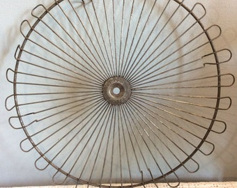 Vintage Wire Cooling Rack - Dutch Cake Colling Rack - Tomado Holland Kitchen Ware
