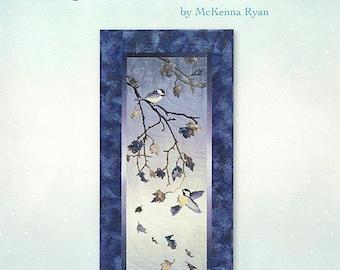 """McKenna Ryan Pattern """"Feather Flurry"""" (Block 3) of Aurora Ridge Quilt DIY"""