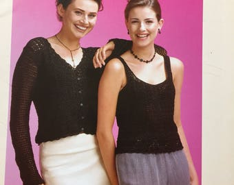 Twilleys Crochet Collection Ladies Fashion Twilleys Stamford Eight Designs