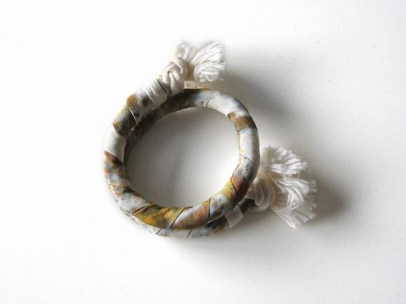 Silk Twist- short, 'Copper Confetti'
