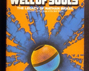 TWILIGHT at the Well of Souls vintage 1980s SF paperback book