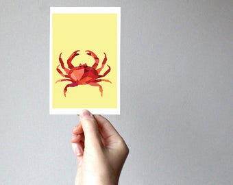 crab geometric