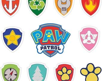 PAW Patrol.Svg.Dfx.Eps.Pdf.Png