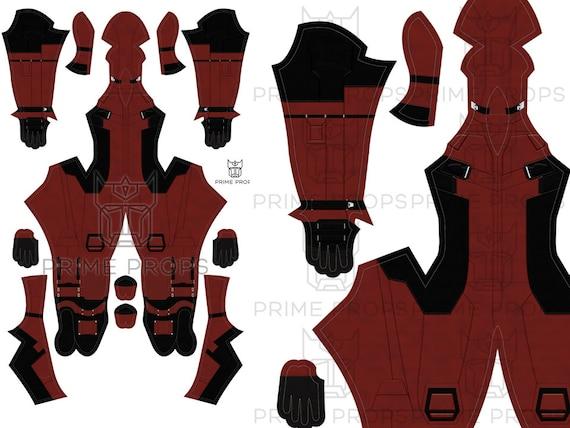 Movie deadpool costume pattern solutioingenieria Images