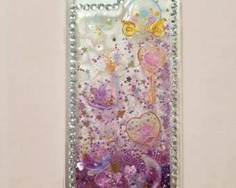Magical Girl Heart Shaker Decoden Iphone 6/6s/7/8 Case