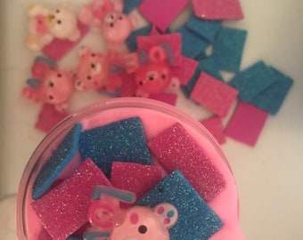 COTTON CANDY FLAKES