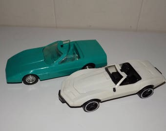 Gay toy cars from 70s