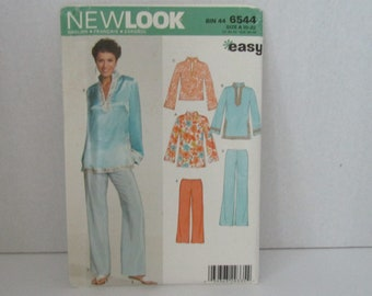 New Look Easy Pattern 6544