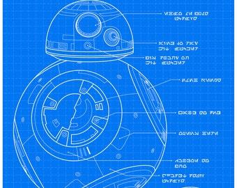 BB-8 Schematics