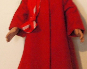 18 in. Two piece coat and skirt set