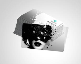 Business Cards (BLUZE Template)