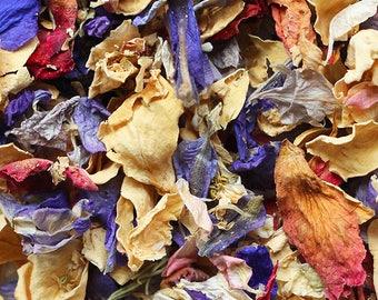 Real Petal Confetti - Heather - 1 Litre