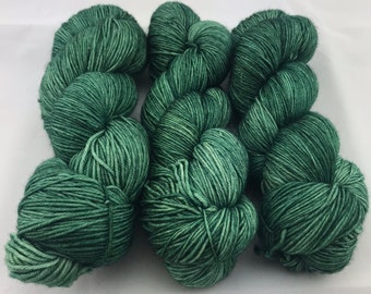 Sherwood Forest - Hand Dyed Yarn *DYED TO ORDER*