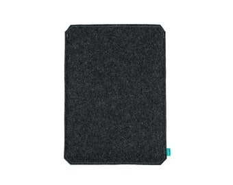 Graphics tablet case, wacom intuos sleeve, stylus holder, wacom intuos case, cintiq 13 HD, fabric case, felt case, felt